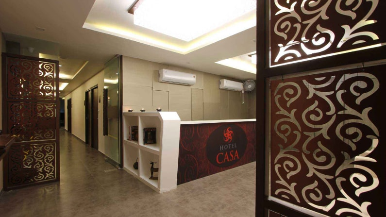 Discount hotels near Vadodara Railway Station, Vadodara