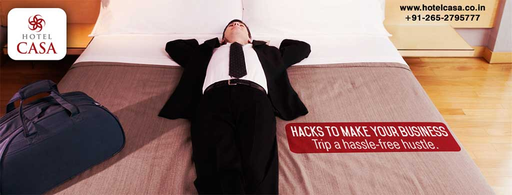Hacks to make your Business Trip