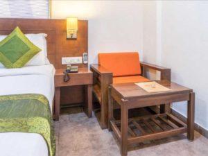 Deluxe Rooms - affordable hotels in vadodara