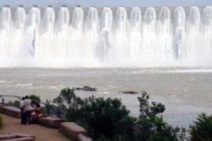 Sardae Sarovar Dam - Gujarat