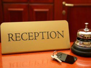 Reception - Hotel Casa