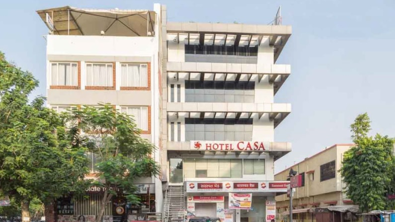 hotels near airport in vadodara
