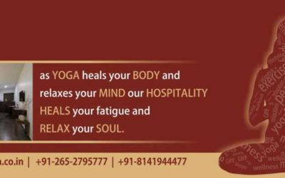 Celebrate the first ever World Yoga day at Hotel Casa